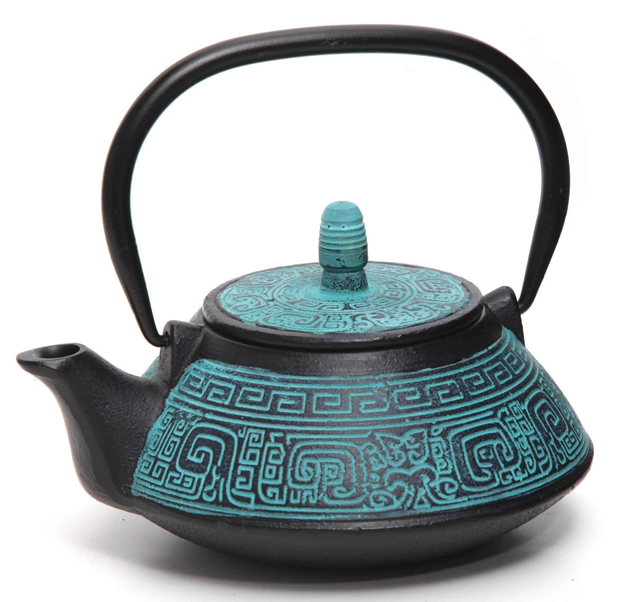 Guro Cast Iron Terracotta Teapot 1 e1598674408290