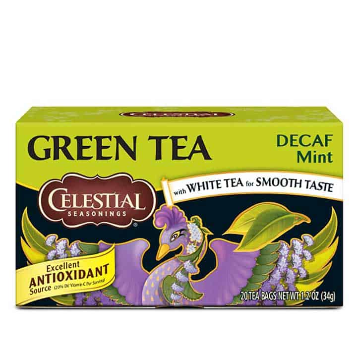best non caffeinated tea