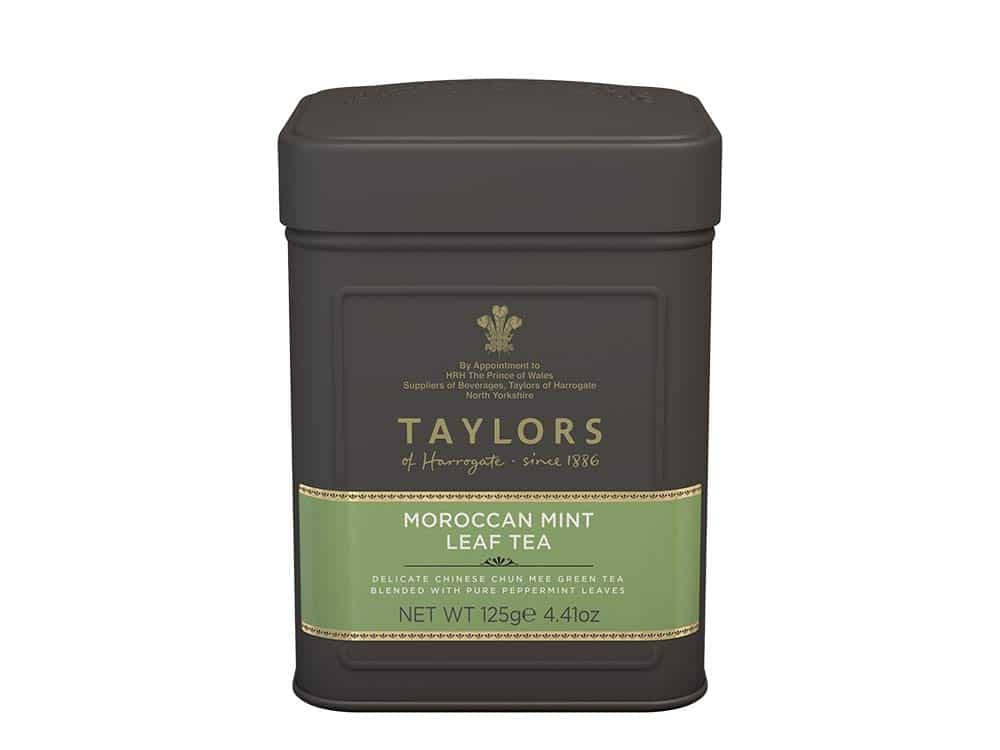 best loose leaf green tea