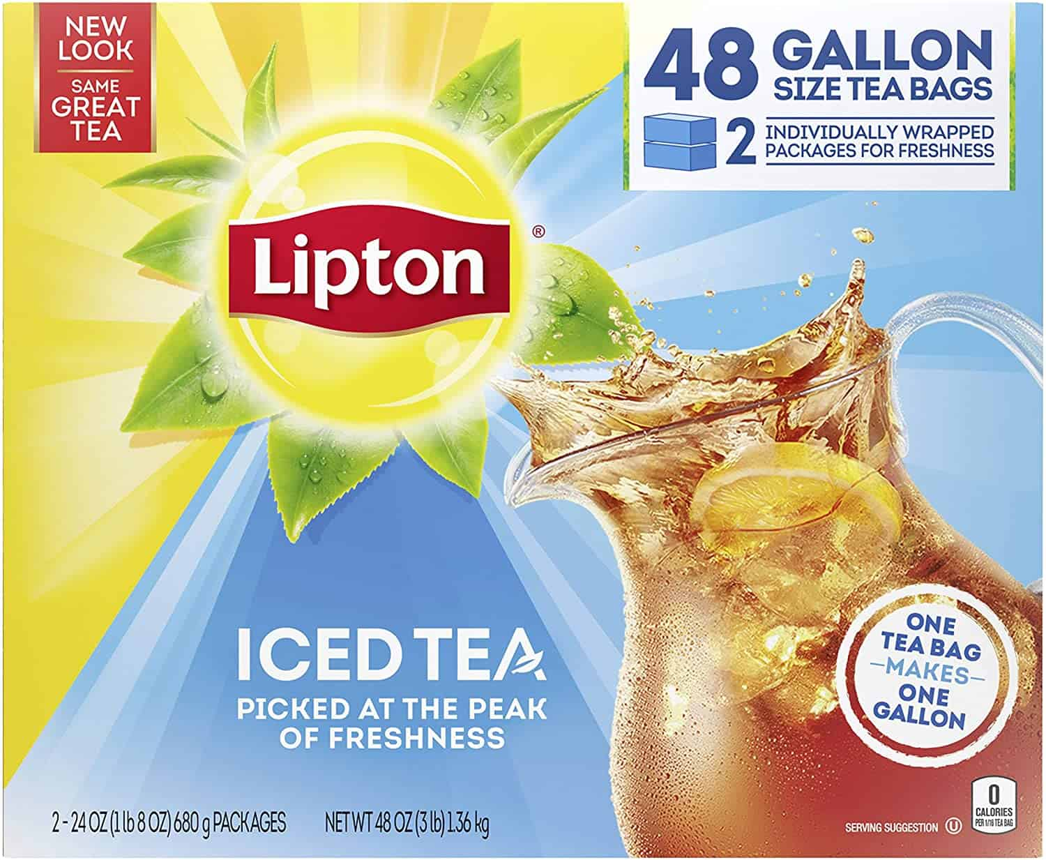 best tea bags for iced tea