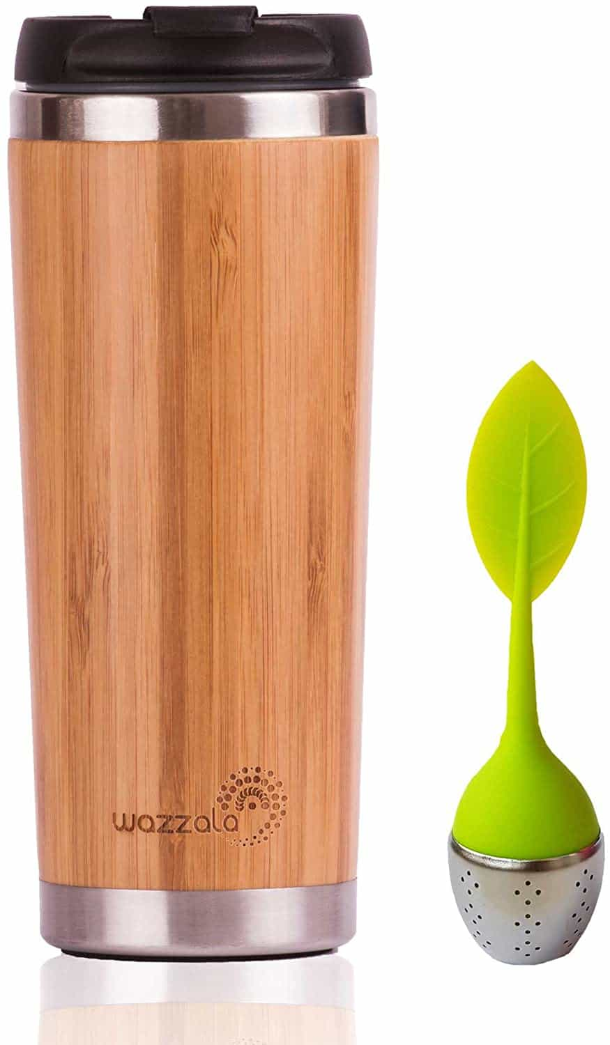 Elegant Reusable Bamboo Eco Travel Tea