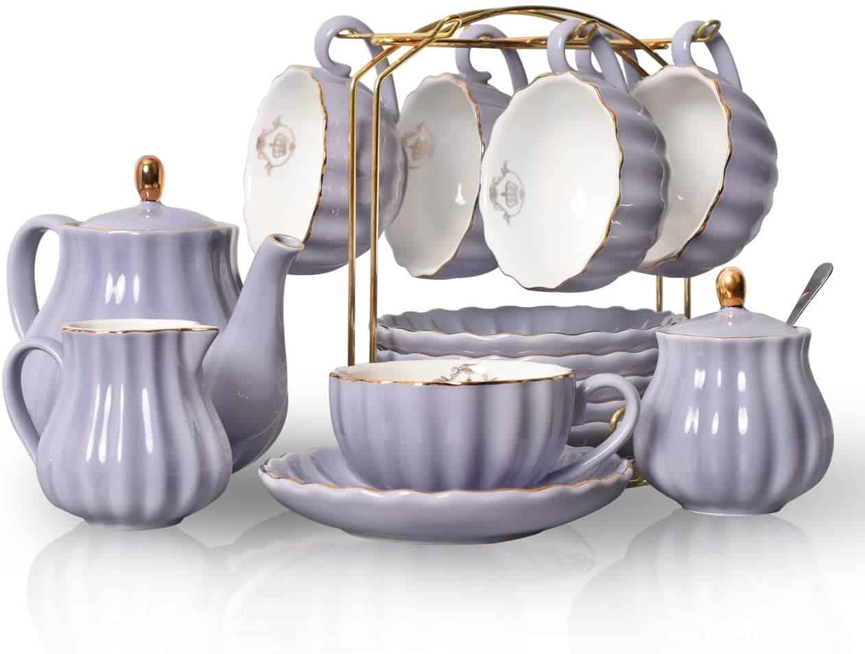 Pukka Home Porcelain Sets British Royal Series