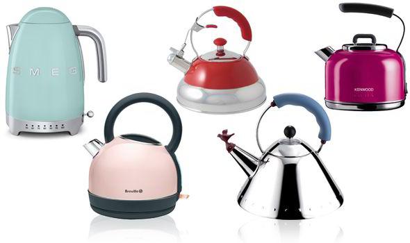 best stainless steel tea kettle