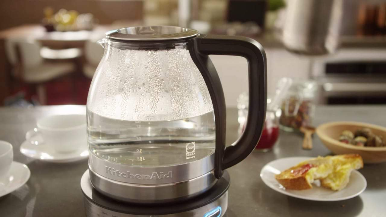best electric glass kettle
