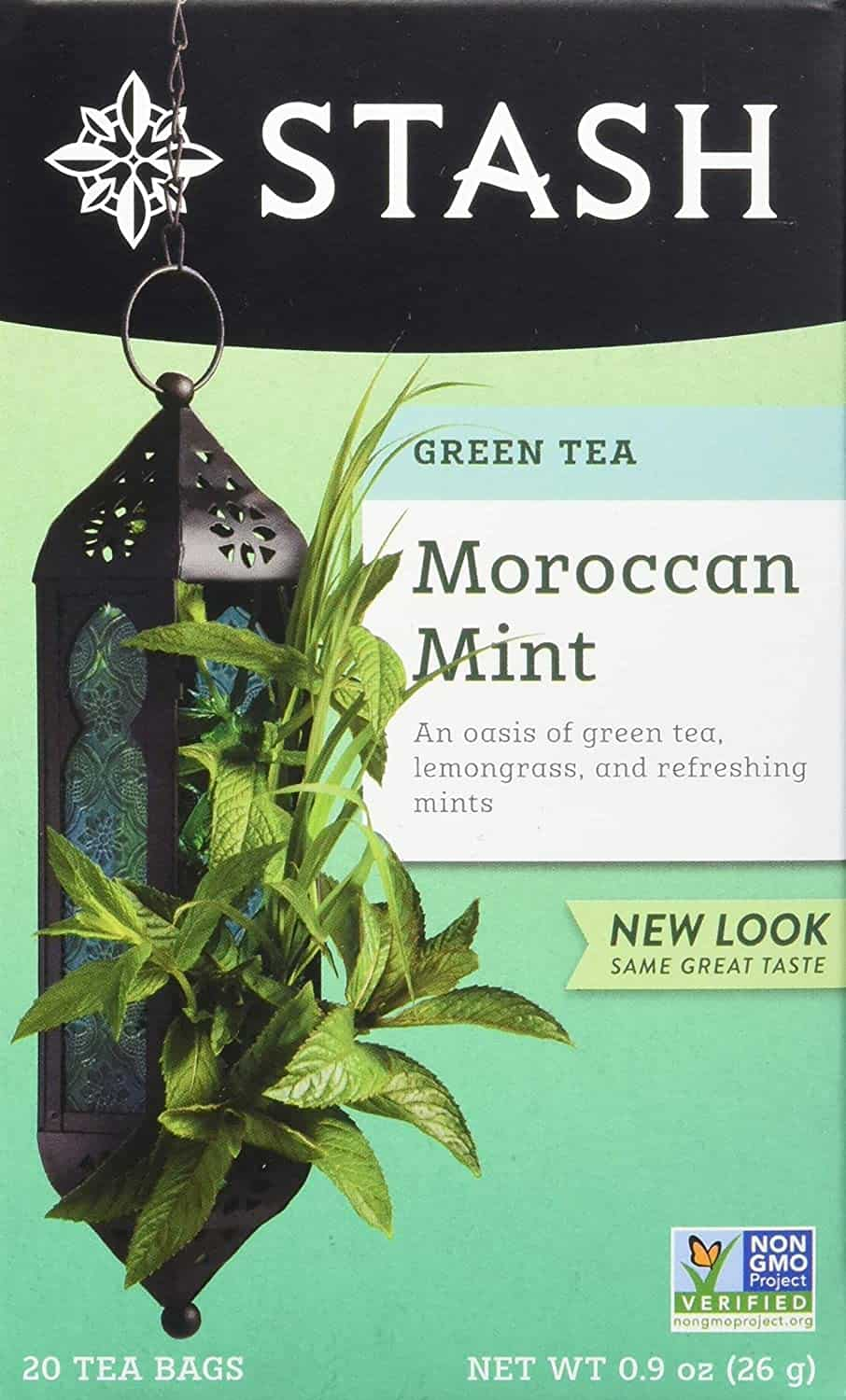 Stash Tea Moroccan Mint Green Tea