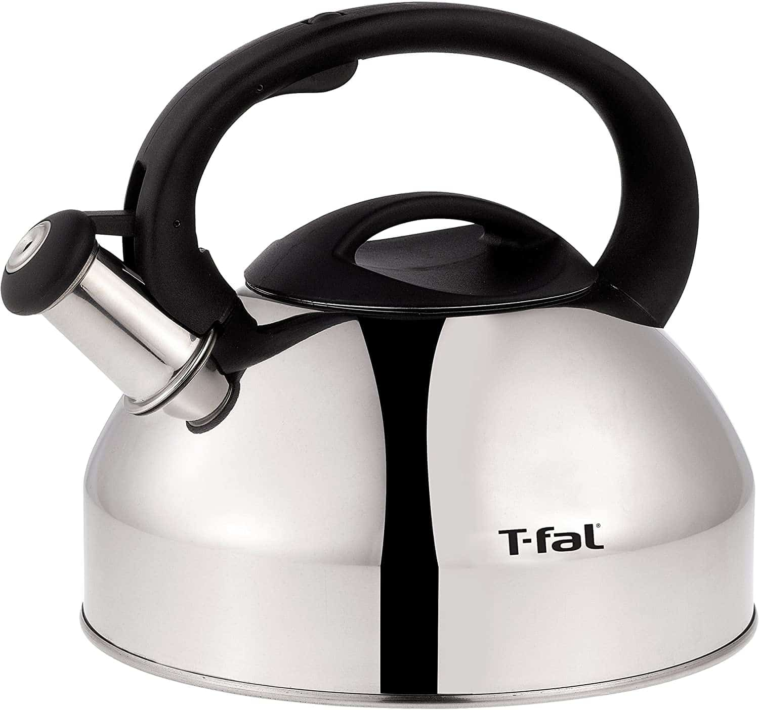 T Fal C76220 Specialty Stainless Steel Whistling Kettle