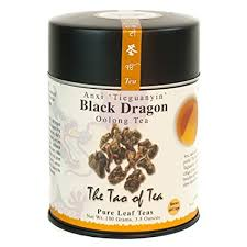The Tao of Tea Black Dragon Oolong Tea