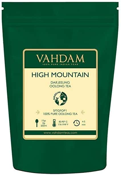 VAHDAM High Mountain Oolong Tea