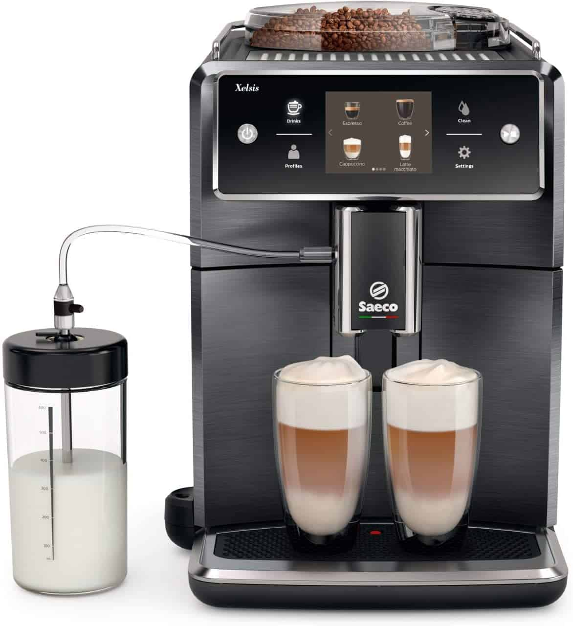 Saeco Xelsis Super Automatic Espresso Machine