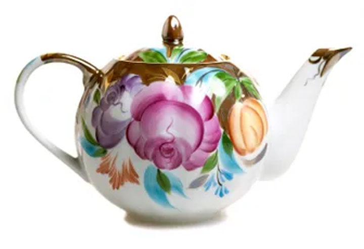 difference between teapot and kettle