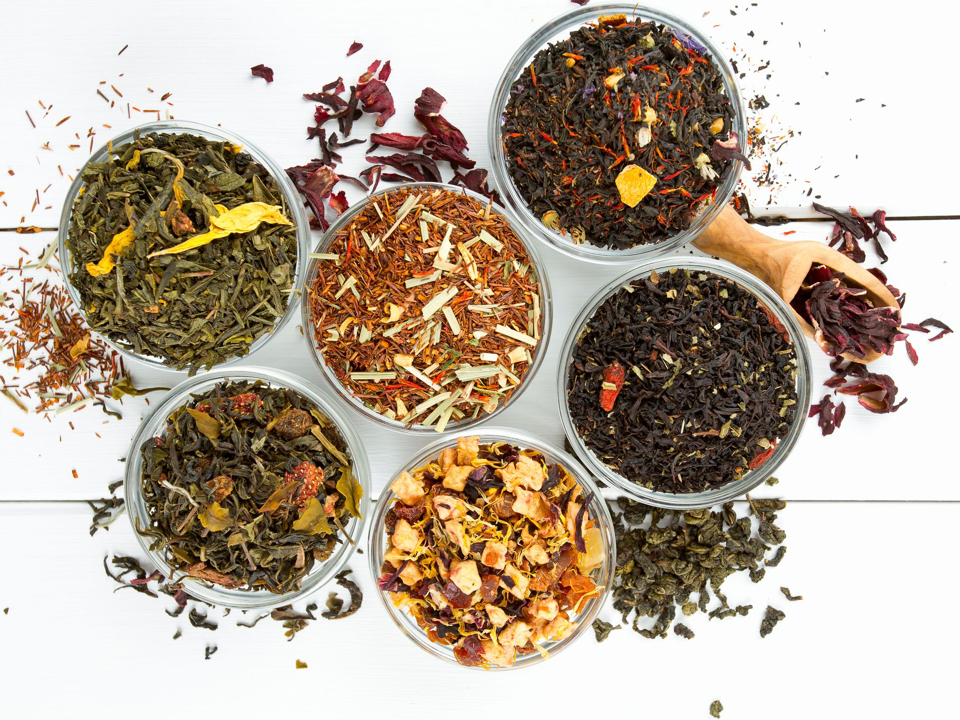 How To Make Tea From Herbs